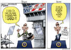 Gary Varvel  Gary Varvel's Editorial Cartoons 2015-02-12 Congress and Iraq