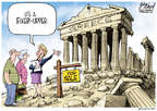 Gary Varvel  Gary Varvel's Editorial Cartoons 2015-07-14 financial