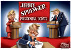 Gary Varvel  Gary Varvel's Editorial Cartoons 2016-05-20 2016 election