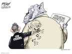 Gary Varvel  Gary Varvel's Editorial Cartoons 2008-07-31 corruption